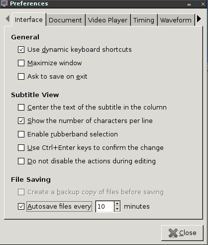 Subtitling with Linux Tutorial